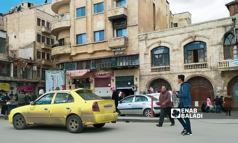 حي في مدينة حلب - 18 تموز 2021 ( عنب بلدي / صابر الحلبي )