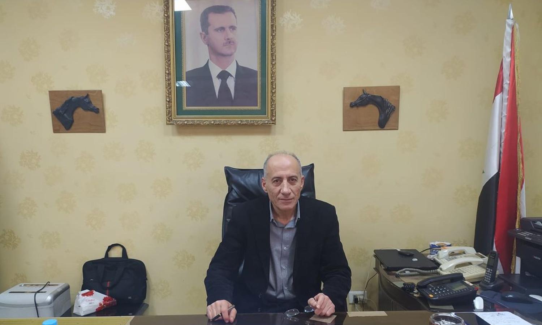 """مدير """"المؤسسة السورية للتجارة""""، زياد هزاع (تلفزيون الخبر)"""