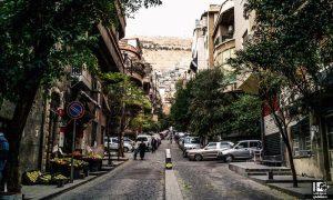 حي المهاجرين بدمشق (عدسة شاب دمشقي)