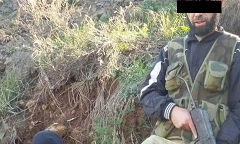 صورة نشرتها لجنة التحقيقات الروسية لشخص قالت إنه على صلة بمقتل طيارين روسيين في سوريا عام 2015 (لجنة التحقيق التابعة للاتحاد الروسي)