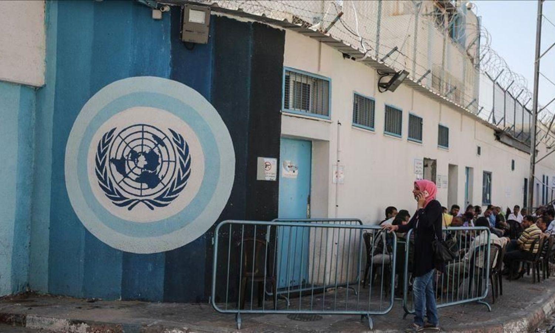 """وكالة """"أونروا"""" في لبنان، """"الأناضول""""، 2021."""