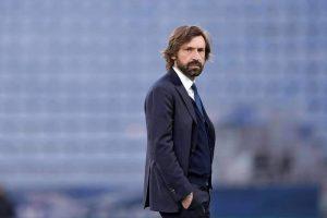 أندريا بيرلو مدرب فريق يوفنتوس الإيطالي سابقًا 15 آذار 2021( أندريا بيرلو فيس بوك).