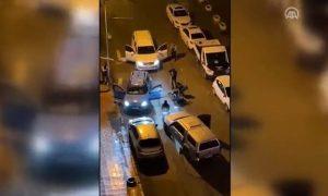 إلقاء القبض على شبكة تجسس إيرانية - 13 تشرين الأول 2021 (الأناضول)