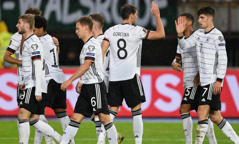 المنتخب الالماني اول المتاهلين الى مونديال 2022