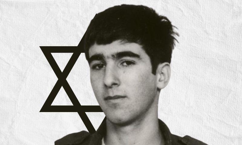 الطيار الإسرائيلي رون أراد (جيروزاليم/ تعديل عنب بلدي)