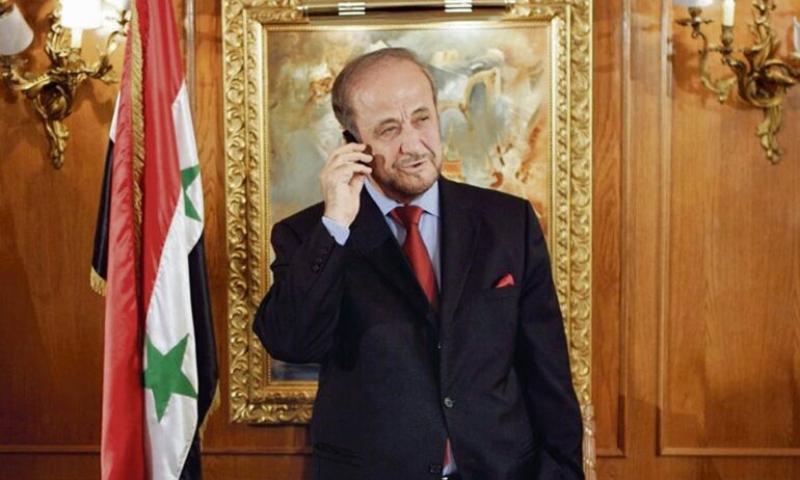 رفعت الأسد (الوطن)