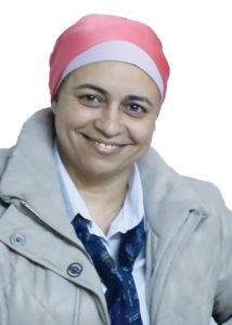 Mona Magdi - Egypt