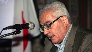 Dr. Khaled al-Asaad, a scholar of Syrian antiquities, who was executed by ISIS in August 2015 (Facebook).