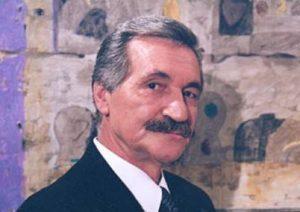 Artist Talhat Hamdi