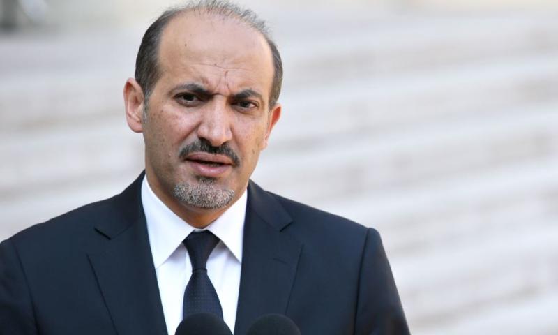 Ahmad Assi al-Jarba, Head of the Syria Tomorrow Movement