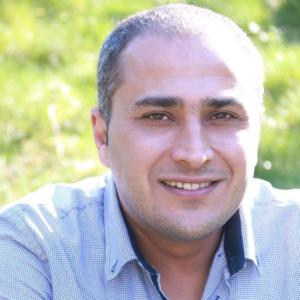 Shayar Khalil, Kurdish Syrian journalist