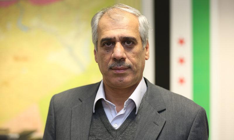 Doctor Jawad Abu Hattab, President of the Interim Government (Internet)