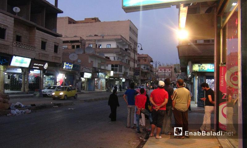 Raqqa City 2013 (Enab Baladi)