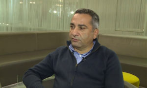 Lawyer Nabil al-Halabi