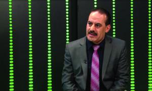 The Former Dam Director Abdul-Jawad Sukran,