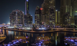 a view from Dubai 2015 (by Ian Watts - pixabay.com)