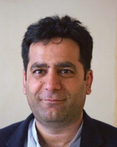 Serwan Hajji Barku, the General Manager of ARTA FM