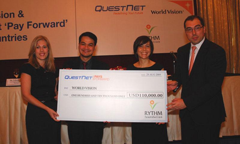 Licensing QuestNet Company in Syria (QuestNet Facebook)