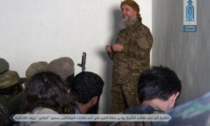Hashim al-Shaykh (Abu Jaber), Commander-in-chief of Hayat Tahrir al-Sham
