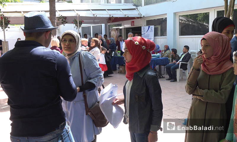 'Amal Association for Cancer' in Gaziantep (Enab Baladi)