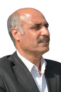 Abdul Salam Ahmed, leader of the Movement for a Democratic Society