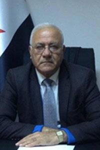 Fouad Aliko, representative of the Kurdish National Council