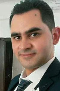 Hajjar Jazaa Syrian Engineer