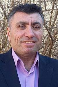 """Omar Kujri, Editor-in-Chief of """"Kurdistan Newspaper"""""""