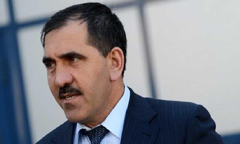 The President of Ingushetia (Sputnik)