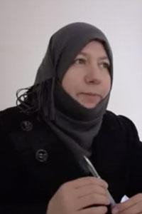 Widad Rahal, Human rights activist