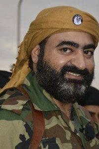 Bandar Humaydi Daham al-Hadi al-Jarba, Commander-in-Chief of Al-Sanadid Forces