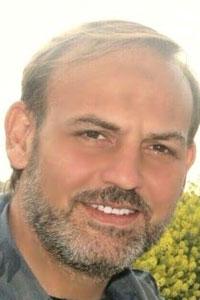 Adeeb Chlaf, head of Aleppo Free Police