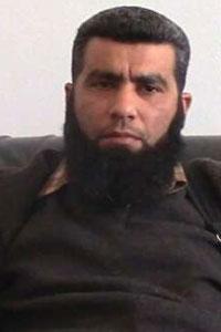 Ismat al-Absi, head of Dar al-Adel court in Daraa
