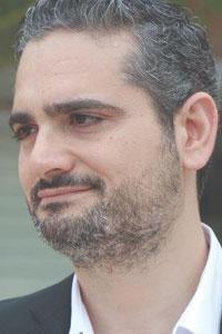 Muhannad al- Haj Ali Lebanese journalist