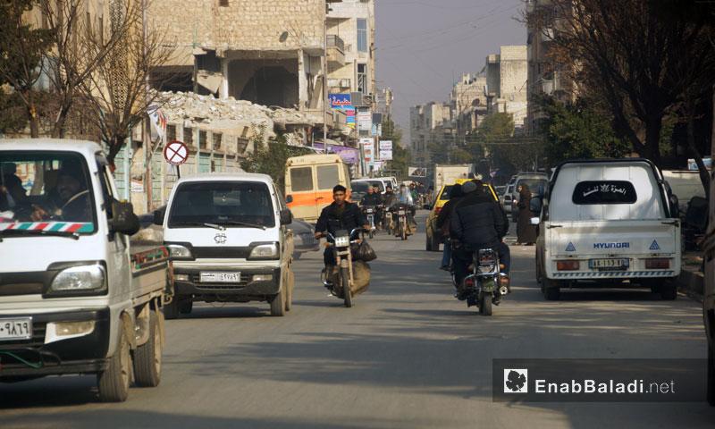 Life in Idlib - February 25, 2018 (Enab Baladi)