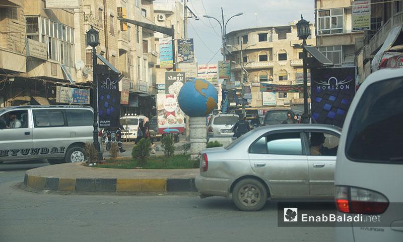 The city of Idlib – December 2017 (Enab Baladi)
