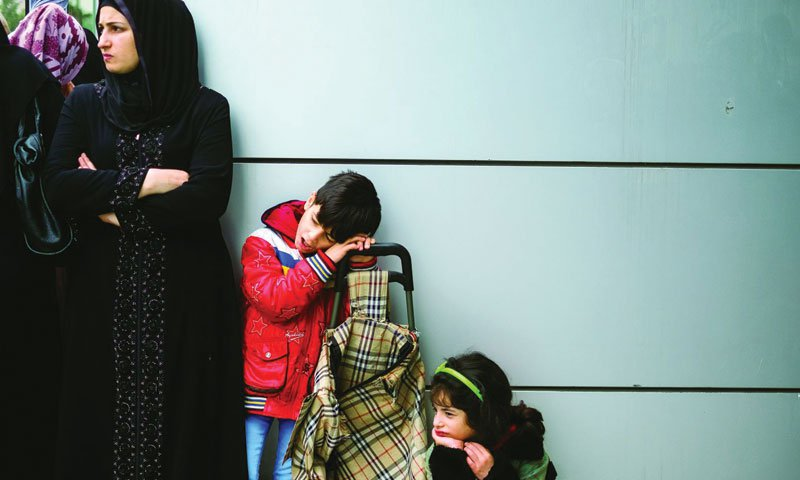 Expressive – Syrian refugees in Istanbul