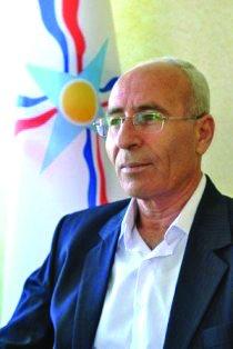 The official at the Assyrian Democratic Organization political bureau, Gabriel Moushe Gawrieh