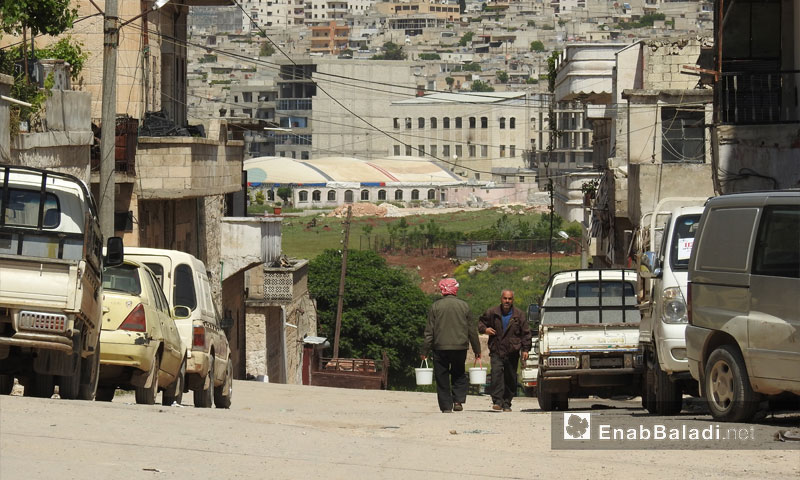 Daily life in Afrin – April 26. 2018 (Enab Baladi)