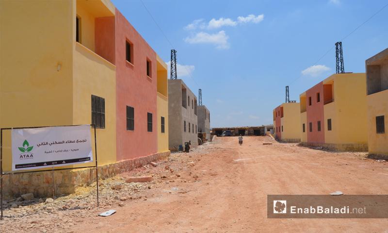 Second Ataa Residential Compound (Enab Baladi)