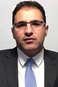 Mohammad al-Abdullah Director of the Syrian Justice and Accountability Centre