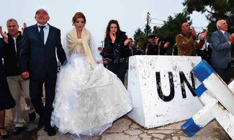 "The documentary ""Rabiaa,"" a bride from the occupied Golan"