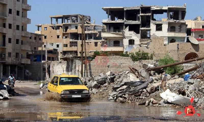 Neighborhoods of the city of Raqqa – July 12, 2018 (Raqqa Slaughtered Silently)