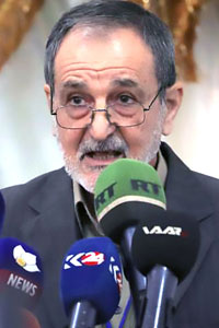 Riad Darar, Joint President of the Syrian Democratic Council