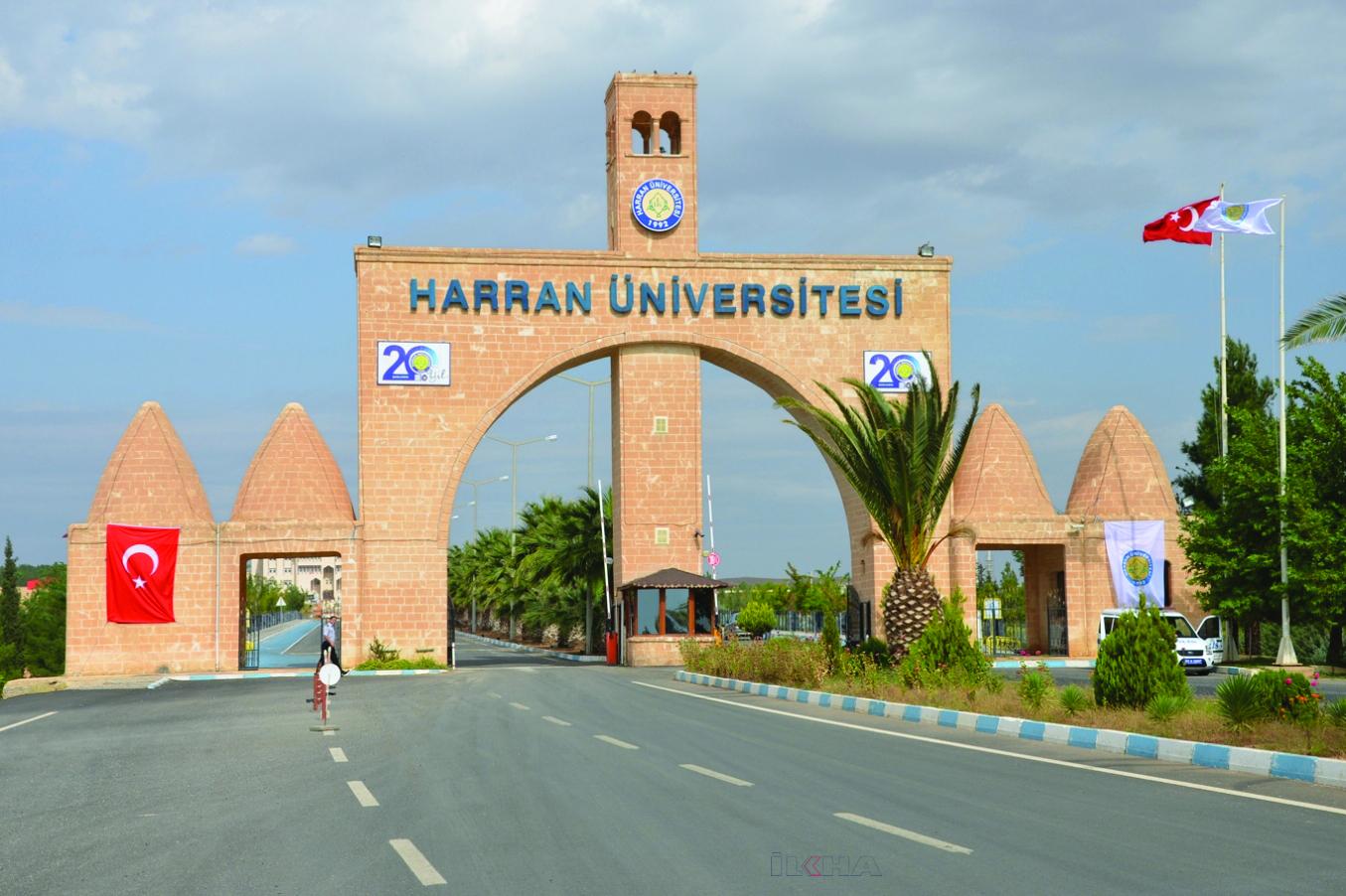The Turkish Harran University - 2016 (DHA)