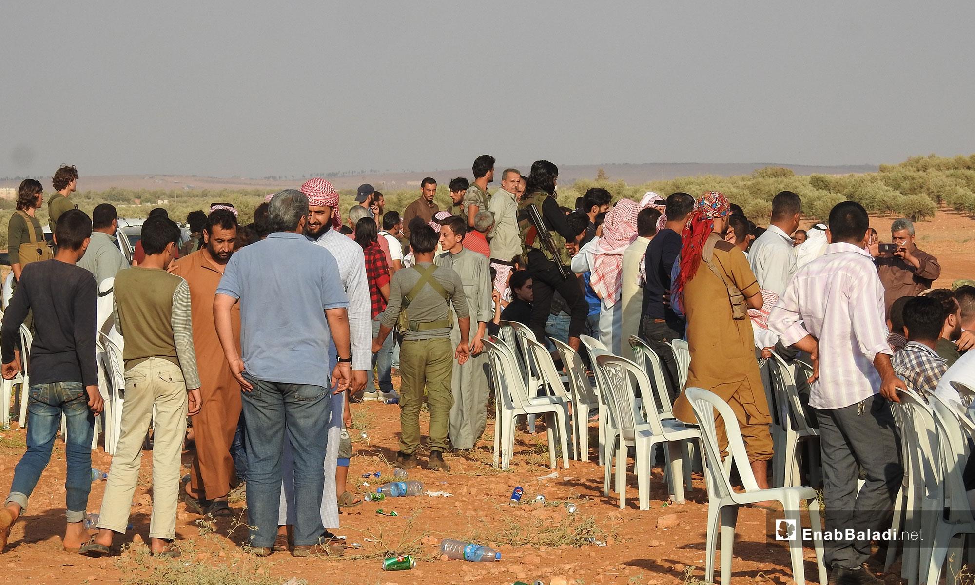 Al-Asala Arabian Horse Festival in Rural Aleppo – September 9, 2018 (Enab Baladi)