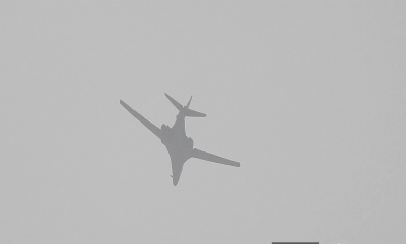 The US-led coalition aircraft in a raid on the Hajin enclave, east the Euphrates – October 2018 (Amaaq)
