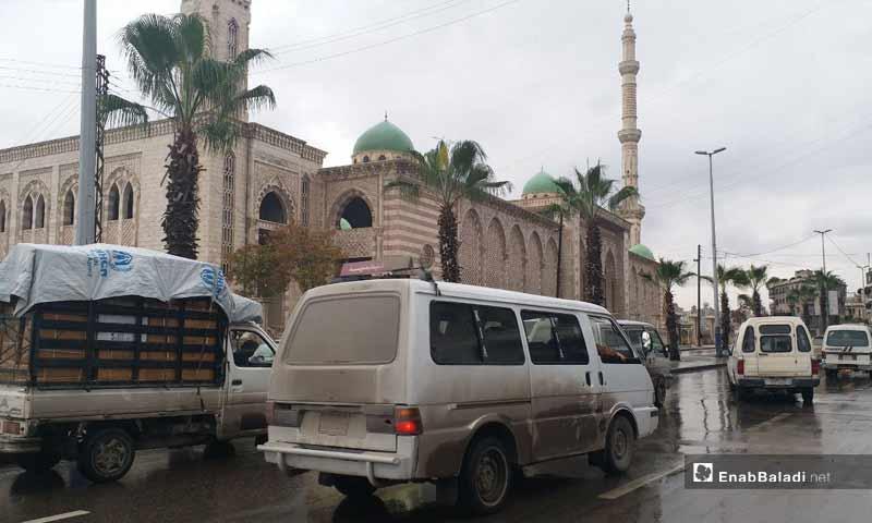 Al-Masharqa Mosque, city of Aleppo - November 7, 2018 (Enab Baladi)