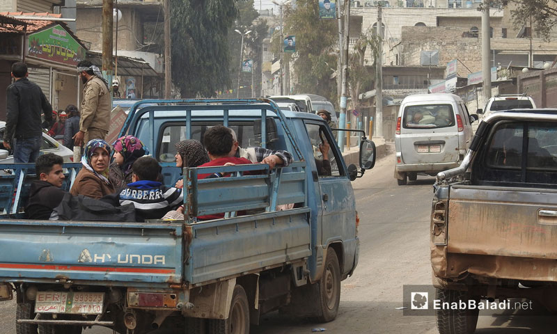 Civilians returning to their demined homes in Afrin – March18, 2018 (Enab Baladi)