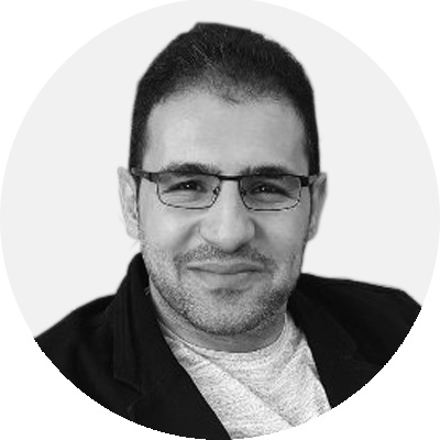 Muhammad Al-Abdallah, Director of the Syria Justice and Accountability Centre